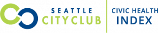 Seattle CityClub Civic Health Index